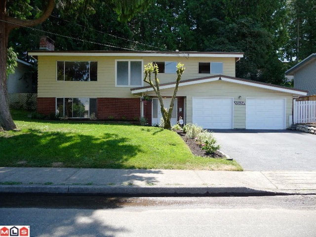 Main Photo: 32634 ROSSLAND Place in Abbotsford: Abbotsford West House for sale : MLS® # F1019534