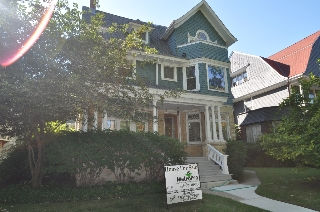 Main Photo: 4846 Kimbark Avenue in CHICAGO: Kenwood Single Family Home for sale ()  : MLS(r) # 07611782