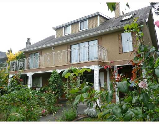 Main Photo: 2660 W 8TH Avenue in Vancouver: Kitsilano House Duplex for sale (Vancouver West)  : MLS® # V729323