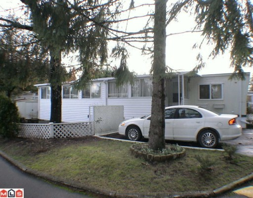 "Main Photo: 24 9080 198TH Street in Langley: Walnut Grove Manufactured Home for sale in ""FOREST GREEN ESTATES"" : MLS® # F1003077"