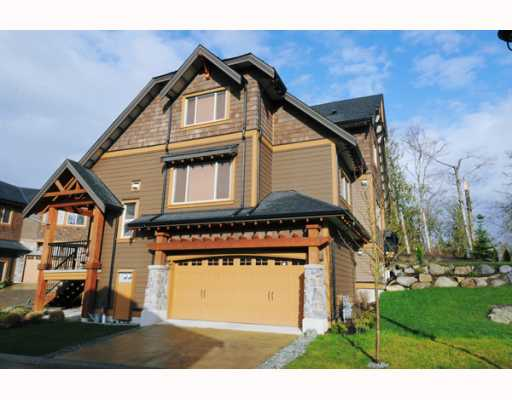 "Main Photo: 24 24185 106B Avenue in Maple Ridge: Albion House 1/2 Duplex for sale in ""TRAILS EDGE"" : MLS® # V808993"