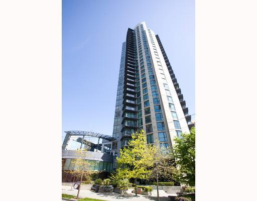 "Main Photo: 1607 501 PACIFIC Street in Vancouver: Downtown VW Condo for sale in ""THE 501"" (Vancouver West)  : MLS® # V812585"