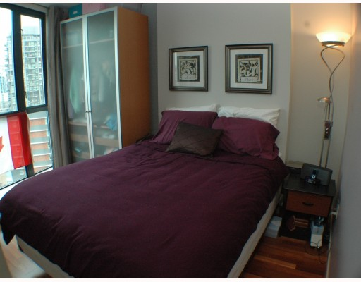 "Photo 7: 1607 501 PACIFIC Street in Vancouver: Downtown VW Condo for sale in ""THE 501"" (Vancouver West)  : MLS(r) # V812585"