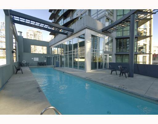 "Photo 8: 1607 501 PACIFIC Street in Vancouver: Downtown VW Condo for sale in ""THE 501"" (Vancouver West)  : MLS(r) # V812585"
