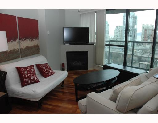 "Photo 5: 1607 501 PACIFIC Street in Vancouver: Downtown VW Condo for sale in ""THE 501"" (Vancouver West)  : MLS(r) # V812585"