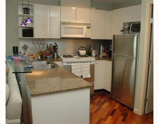 "Photo 3: 1607 501 PACIFIC Street in Vancouver: Downtown VW Condo for sale in ""THE 501"" (Vancouver West)  : MLS(r) # V812585"