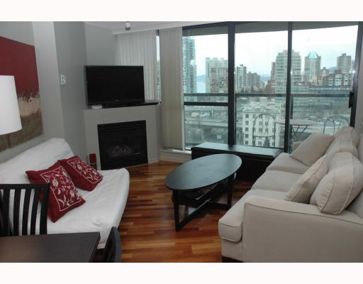 "Photo 4: 1607 501 PACIFIC Street in Vancouver: Downtown VW Condo for sale in ""THE 501"" (Vancouver West)  : MLS(r) # V812585"