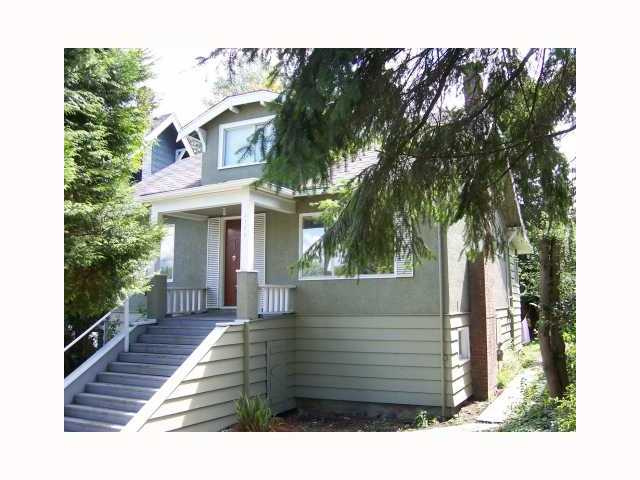 Main Photo: 4158 W 10TH Avenue in Vancouver: Point Grey House for sale (Vancouver West)  : MLS® # V814979