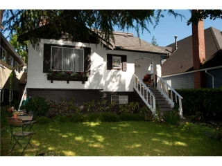 Main Photo: 6542 BALSAM Street in Vancouver: S.W. Marine House for sale (Vancouver West)  : MLS®# V842557
