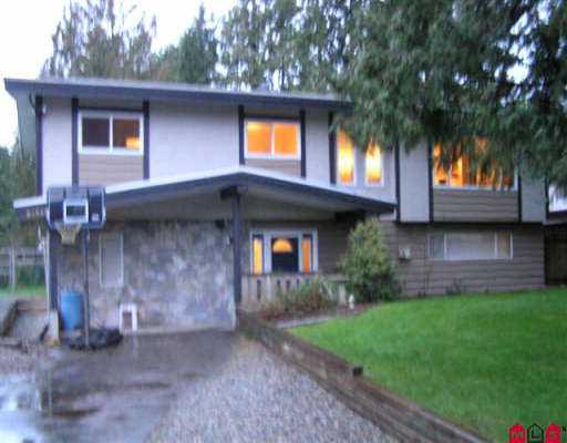 "Main Photo: 20049 37A AV in Langley: Brookswood Langley House for sale in ""Brookswood"" : MLS® # F2601787"
