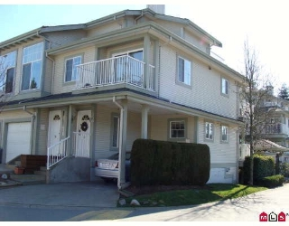 "Main Photo: 13 8892 208TH Street in Langley: Walnut Grove Townhouse for sale in ""HUNTERS RUN"" : MLS(r) # F2904655"