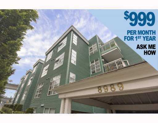 "Main Photo: 408 8989 HUDSON Street in Vancouver: Marpole Condo for sale in ""NAUTICA"" (Vancouver West)  : MLS(r) # V758158"