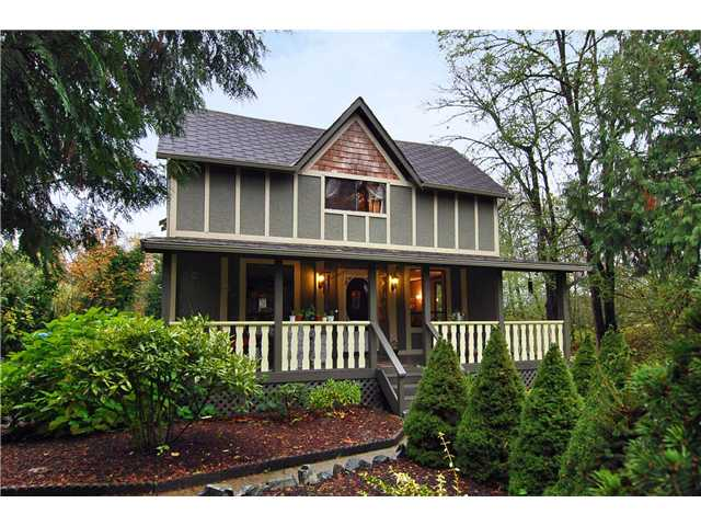 Main Photo: 11745 246TH Street in Maple Ridge: Cottonwood MR House for sale : MLS® # V857565