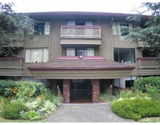 "Main Photo: 313 436 7TH ST in New Westminster: Uptown NW Condo for sale in ""REGENCY COURT"" : MLS® # V570974"