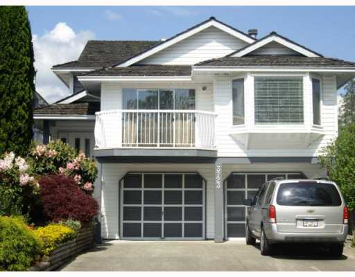 Main Photo: 3723 BRACEWELL Court in Port_Coquitlam: Oxford Heights House for sale (Port Coquitlam)  : MLS(r) # V754298
