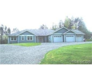 Main Photo: 2176 Hepworth Road in SHAWNIGAN LAKE: ML Shawnigan Lake Single Family Detached for sale (Malahat & Area)  : MLS(r) # 266593