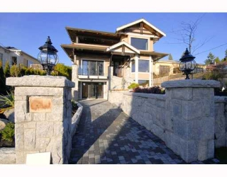 Main Photo: 1471 NELSON Avenue in West Vancouver: Ambleside House for sale : MLS(r) # V813448
