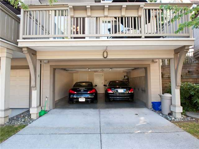 "Photo 10: 6 8415 CUMBERLAND Place in Burnaby: The Crest Townhouse for sale in ""ASHCOMBE"" (Burnaby East)  : MLS® # V843718"