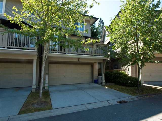 "Photo 1: 6 8415 CUMBERLAND Place in Burnaby: The Crest Townhouse for sale in ""ASHCOMBE"" (Burnaby East)  : MLS® # V843718"
