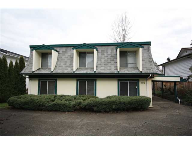 Main Photo: 807 SPRICE Avenue in Coquitlam: Coquitlam West House for sale : MLS® # V860601