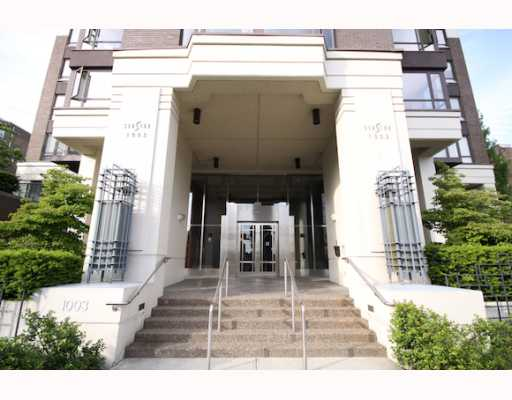 "Main Photo: 502 1003 PACIFIC Street in Vancouver: West End VW Condo for sale in ""SEA STAR"" (Vancouver West)  : MLS®# V770438"