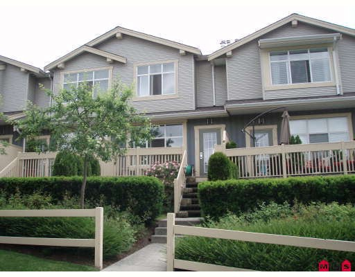 "Main Photo: 51 14959 58TH Avenue in Surrey: Sullivan Station Townhouse for sale in ""SKYLANDS"" : MLS®# F2912763"