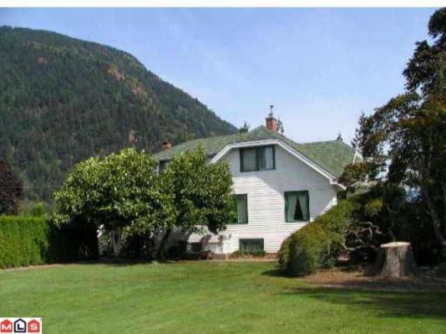 Photo 10: 39963 N PARALLEL Road in Abbotsford: Sumas Mountain House for sale : MLS® # F1011208