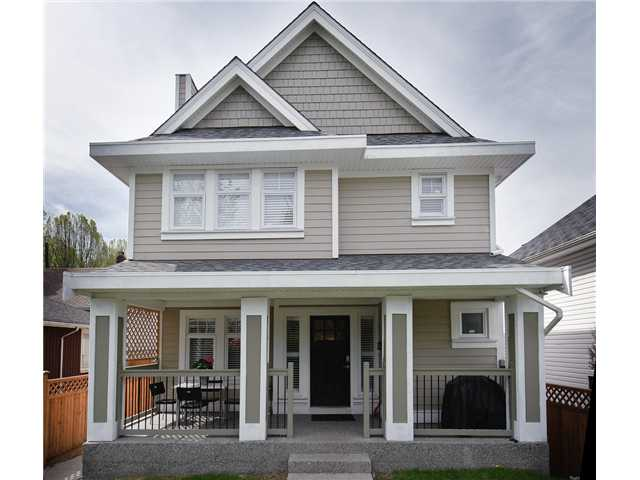 Main Photo: 1661 VICTORIA Drive in Vancouver: Grandview VE House 1/2 Duplex for sale (Vancouver East)  : MLS(r) # V821460