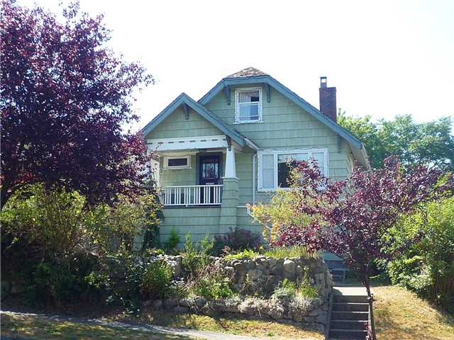 Main Photo: 304 E 37TH Avenue in Vancouver: Main House for sale (Vancouver East)  : MLS®# V843867