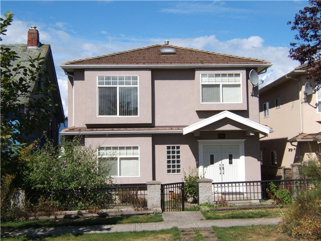 "Main Photo: 3161 E 20TH Avenue in Vancouver: Renfrew Heights House for sale in ""RENFREW HEIGHTS"" (Vancouver East)  : MLS® # V854441"