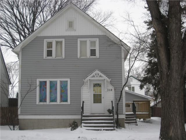 Main Photo: 318 Victoria Avenue East in WINNIPEG: Transcona Residential for sale (North East Winnipeg)  : MLS® # 1001676