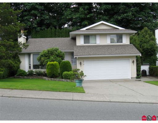 Main Photo: 3613 DAVIE Street in Abbotsford: Abbotsford East House for sale : MLS(r) # F2818725