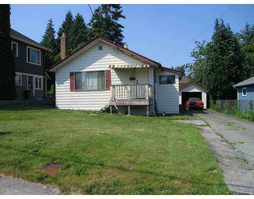 Main Photo: 121 DEBECK Street in New_Westminster: Sapperton House for sale (New Westminster)  : MLS(r) # V770081
