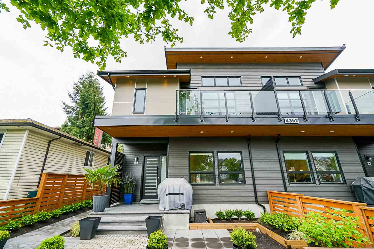 FEATURED LISTING: 3 - 4352 ALBERT Street Burnaby