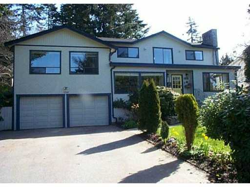 "Main Photo: 152 ENGLISH BLUFF Road in Tsawwassen: Pebble Hill House for sale in ""PEBBLE HILL"" : MLS® # V817440"