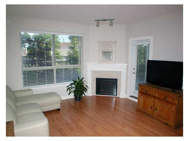 "Photo 2: 104 3895 SANDELL Street in Burnaby: Central Park BS Condo for sale in ""CLARKE HOUSE"" (Burnaby South)  : MLS(r) # V838903"