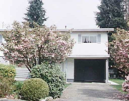 Main Photo: 997 LINCOLN AV in Port_Coquitlam: Oxford Heights House 1/2 Duplex for sale (Port Coquitlam)  : MLS(r) # V414649