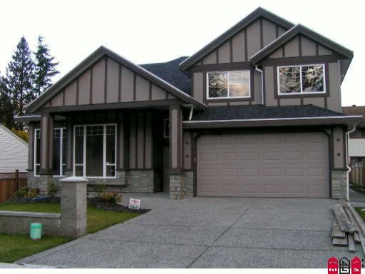 Main Photo: 10822 144TH Street in Surrey: Bolivar Heights House for sale (North Surrey)  : MLS(r) # F2923480