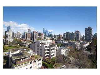 "Main Photo: 1405 1146 HARWOOD Street in Vancouver: West End VW Condo for sale in ""The Lamplighter"" (Vancouver West)  : MLS®# V834566"