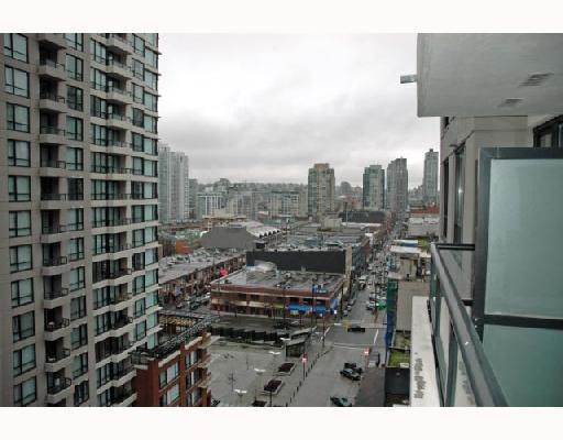 Photo 7: 1207 928 HOMER Street in Vancouver: Downtown VW Condo for sale (Vancouver West)  : MLS(r) # V723773