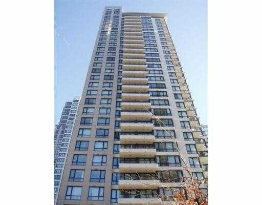 Main Photo: 1207 928 HOMER Street in Vancouver: Downtown VW Condo for sale (Vancouver West)  : MLS® # V723773