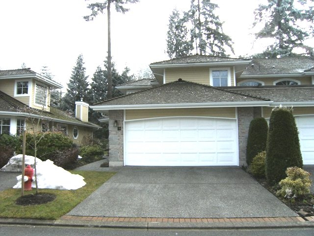 "Photo 1: 79 2500 152ND Street in Surrey: King George Corridor Townhouse for sale in ""PENINSULA VILLAGE"" (South Surrey White Rock)  : MLS(r) # F2833818"
