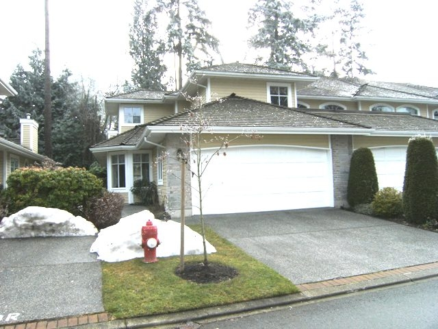 "Photo 2: 79 2500 152ND Street in Surrey: King George Corridor Townhouse for sale in ""PENINSULA VILLAGE"" (South Surrey White Rock)  : MLS(r) # F2833818"
