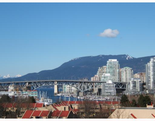 "Main Photo: 7 973 W 7TH Avenue in Vancouver: Fairview VW Townhouse for sale in ""FAIRVIEW"" (Vancouver West)  : MLS® # V748491"