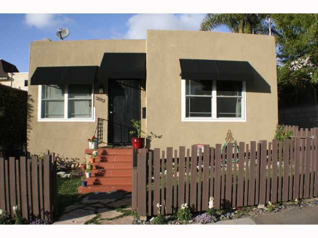 Main Photo: NORTH PARK House for sale : 3 bedrooms : 2012 Lincoln Ave. in San Diego