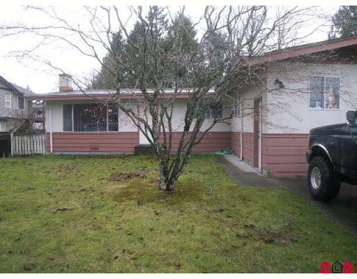 Main Photo: 26645 32ND Avenue in Langley: Aldergrove Langley House for sale : MLS® # F2906237