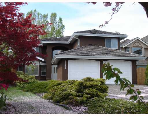 Main Photo: 7051 LIVINGSTONE Place in Richmond: Granville House for sale : MLS® # V763530