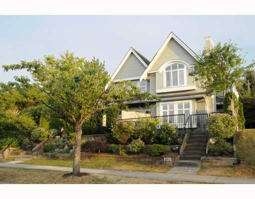 Main Photo: 1126 E 16TH Avenue in Vancouver: Knight House 1/2 Duplex for sale (Vancouver East)  : MLS(r) # V780339