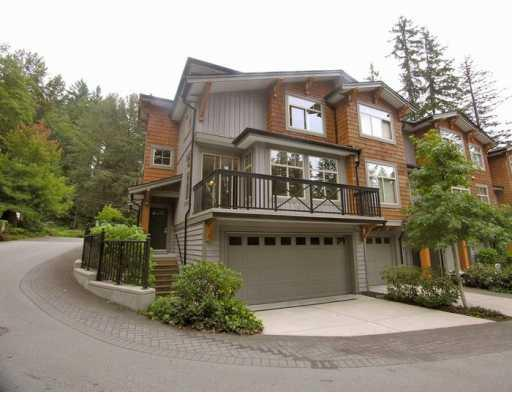 "Main Photo: 3115 CAPILANO Crescent in North Vancouver: Capilano NV Townhouse for sale in ""CAPILANO RIDGE"" : MLS(r) # V787873"