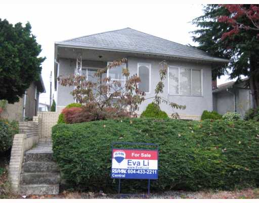 Main Photo: 1065 E 56TH Avenue in Vancouver: South Vancouver House for sale (Vancouver East)  : MLS® # V792845